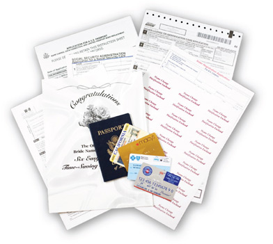 Divorce name change kit contents of the divorce name change kit solutioingenieria Image collections